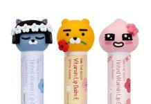 korea style lip balm