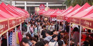 奧海城與香港市集協會打造九龍區最大型戶外聖誕市集