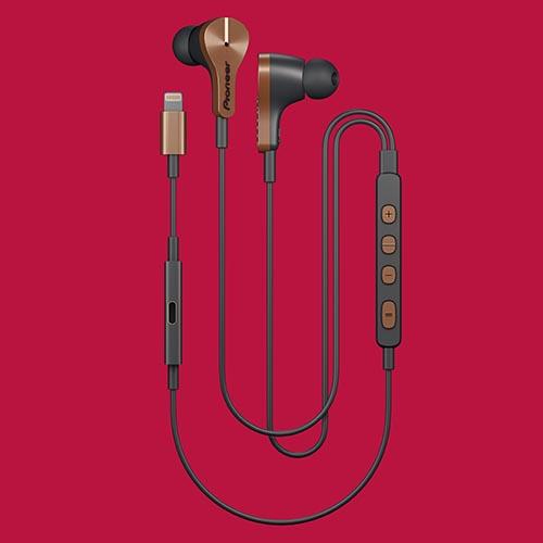 Rayz earphones by Pioneer Onkyo