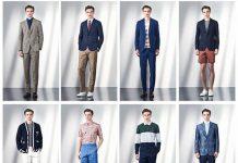 Gieves & Hawkes's2018 春夏系列男裝