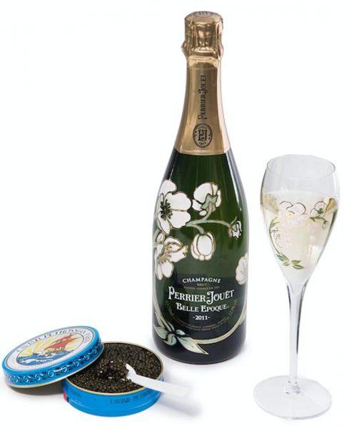 特釀香檳 Belle Epoque 2011