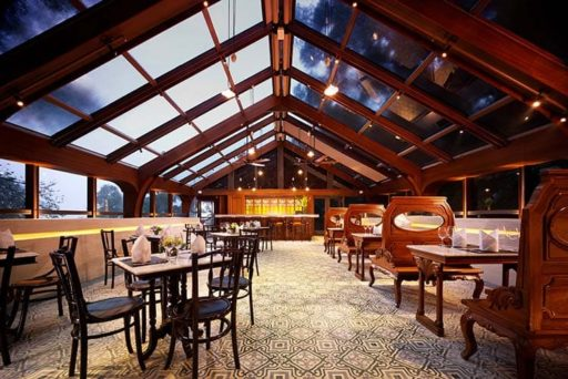 Tai O Lookout 玻璃屋頂餐廳