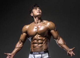韓籍星級模特兒教練金龍植