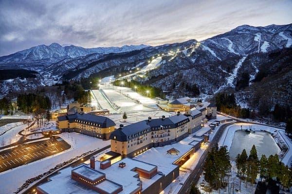 亞洲頂尖滑雪度假酒店 Lotte Arai Resort