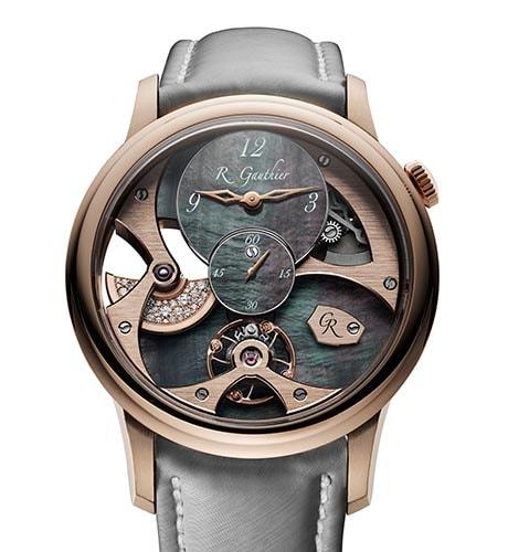ROMAIN GAUTHIER 限量版女士腕錶