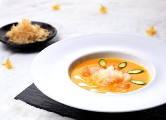 chinese soup by mira dining