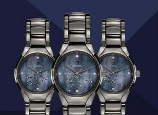 Rado瑞士雷達表True真系列十二星座限量版腕錶