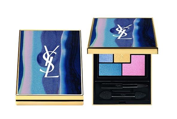 ysl beauty 五色眼影盒 HKD595