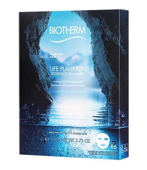 biotherm 8分鐘奇蹟面膜