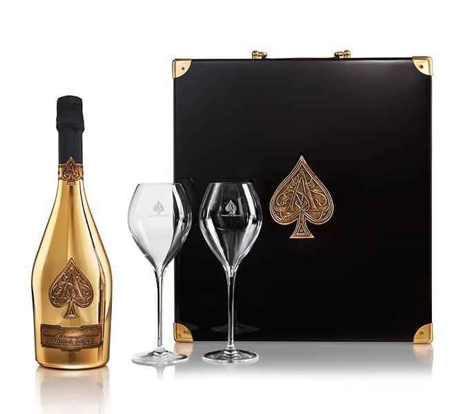 父親節限定黑桃A香檳限量版禮盒套裝