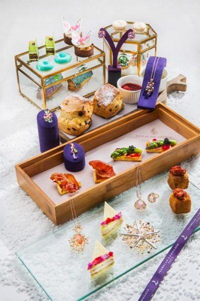 澳門四季酒店 Isabelle Langlois 珠寶下午茶