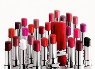Rouge Dior 傲姿絲緞唇膏 首款長效持久、極緻顯色的唇膏