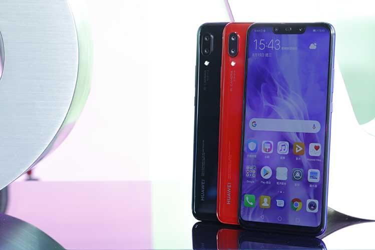 華為香港 nova 3 3i 智能手機