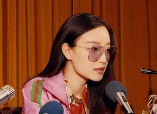 倪妮再次在2018年秋冬眼鏡系列廣告中粉墨登場。這位中國著名女演員在過去三季一直擔任Gucci眼鏡系列代言人