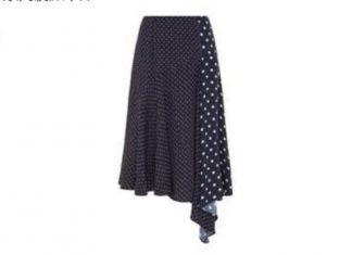 Margot Spot long dress