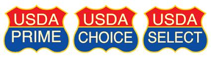 usda prime-usda choice-usda select-steak