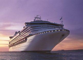 盛世公主號-Majestic-Princess-Cruise-Ship-Tour-Trip-Travel-郵輪-公主郵輪-seaview-route-asia