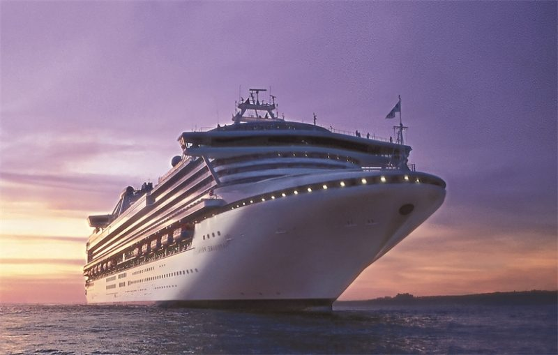 盛世公主號-Majestic-Princess-Cruise-Ship-Tour-Trip-Travel-郵輪-公主郵輪-seaview-route-asia