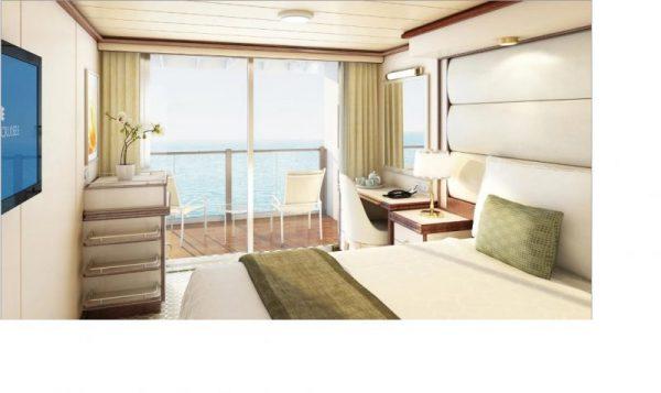 盛世公主號-Balcony-Deluxe-Cabin-Suite-Accomodations-Room-陽台艙-住宿-Majestic-Princess-Cruise-Ship-Tour-Trip-Travel-郵輪-公主郵輪-sea-view