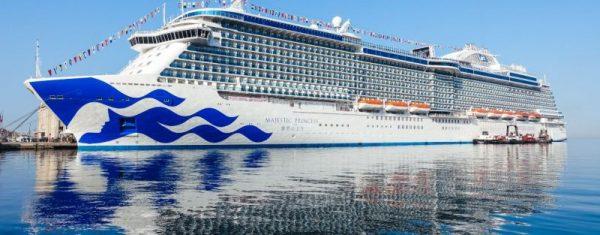 盛世公主號-Majestic-Princess-Cruise-Ship-Tour-Trip-Travel-郵輪-公主郵輪-seaview-route-asia-美食-遊輪
