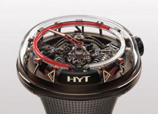 HYT H20 腕錶