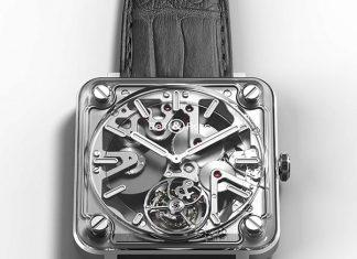 Bell Ross BR-X2 陀飛輪腕表