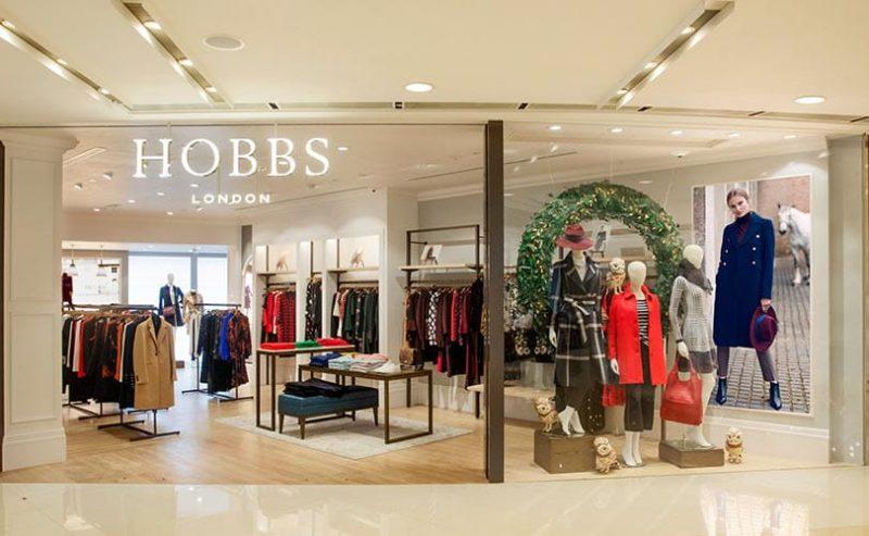 英國高端品牌 Hobbs London 進駐IFC商場