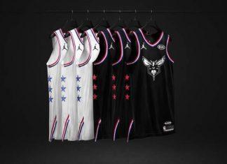 nba 籃球全明星球衣