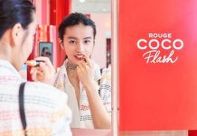 CHANEL beauty ambassador, Kōki has attended the ROUGE COCO FLASH event in Tokyo