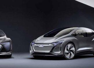 Audi Concept car aime