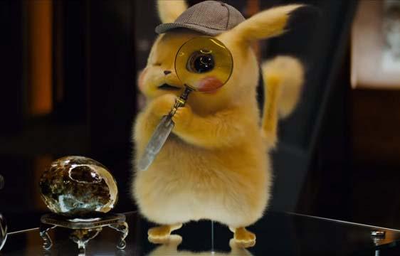 神探 Pikachu