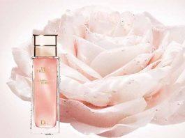 dior 玫瑰花蜜活養水凝露