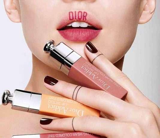 2019 Dior 亮色美唇液