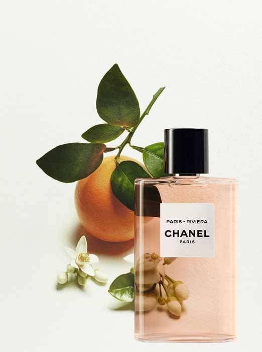 Chanel 淡香水 誠邀你展開探索芳香的旅程