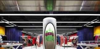 GCDS street fashion store Hong Kong
