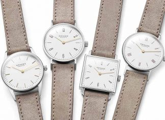 nomos DUO watches 2019