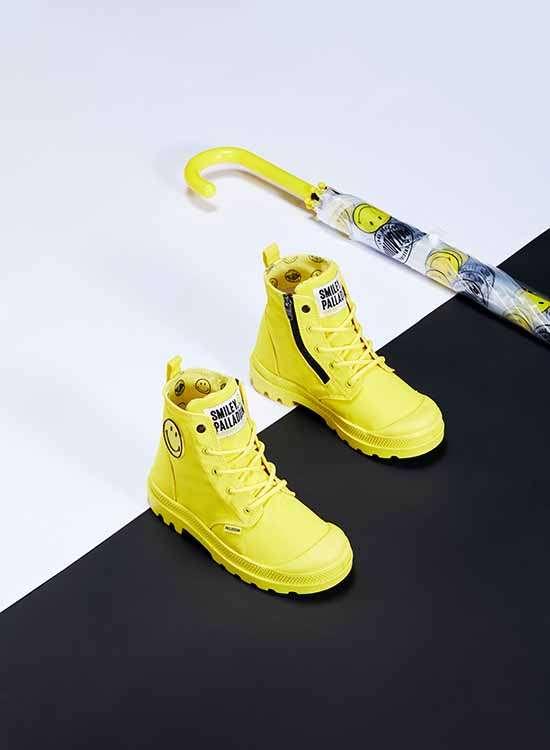 Pampa Puddle LT + WPD 鞋款
