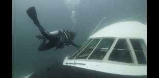 largest theme park underwater Dive Bahrain