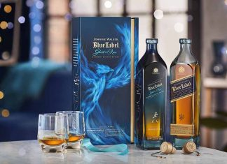 Johnnie Walker blue label limited edition