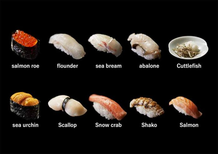 sushi that will disappear due to climate change