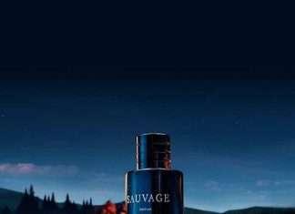 Dior Sauvage mens parfum