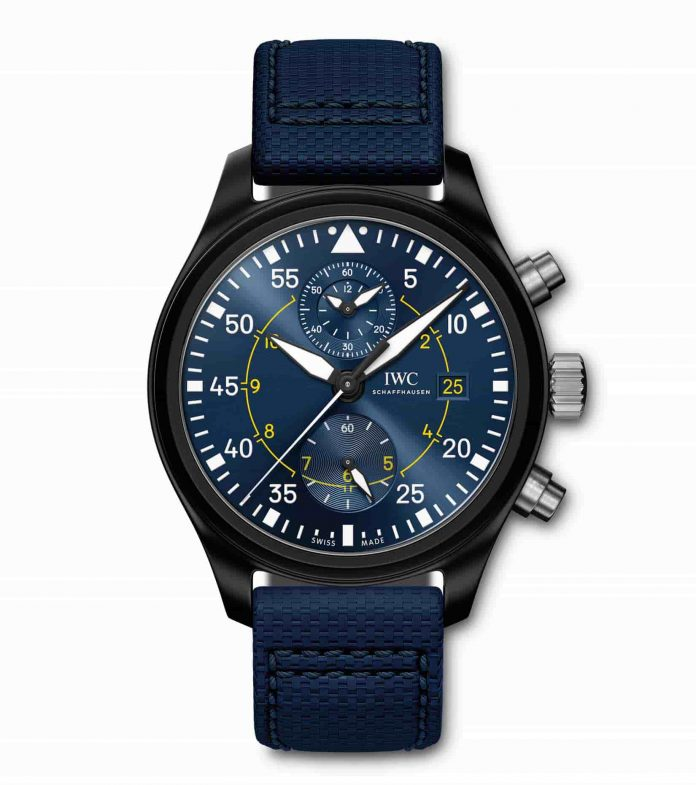 iwc blue angels IW389008