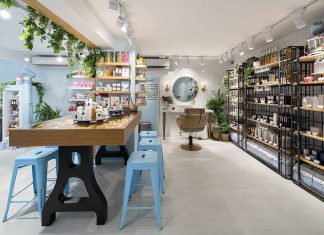 Fresh Beauty Kitchen Central HK 獨立概念店