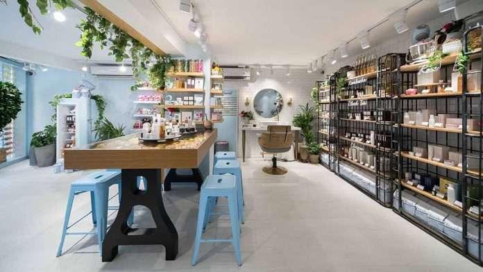 Fresh Beauty Kitchen Central HK 獨立概念店