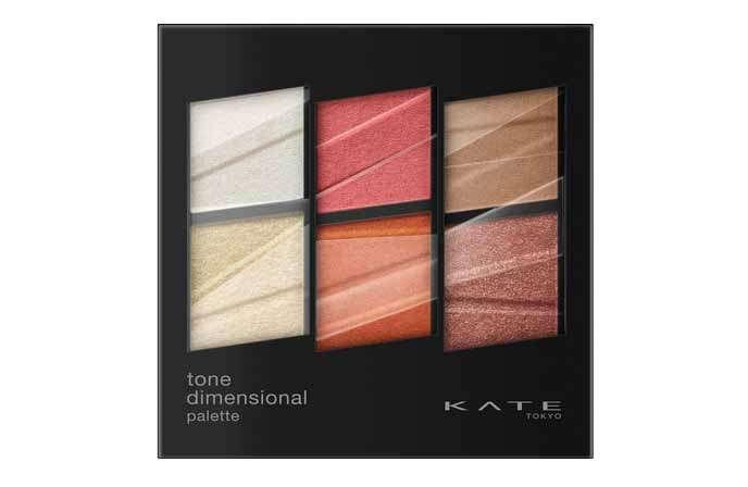 KATE TOKYO 同調六色眼彩盤 EX-1