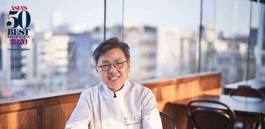 趙希淑榮獲2020年度「亞洲最佳女廚師獎」