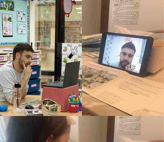 Mount Kelly School 新冠肺炎疫情影響 實時網上學習重