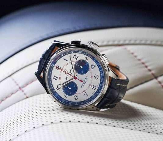 PREMIER BENTLEY MULLINER 限量版腕錶