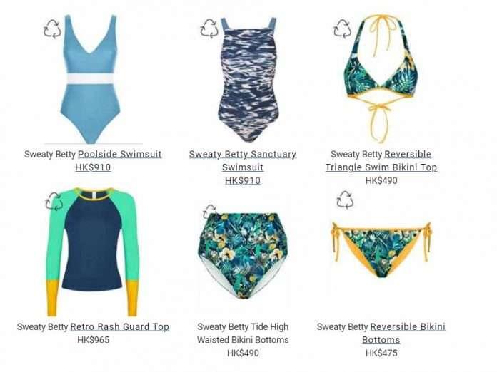 sweaty betty swimsuits 2020
