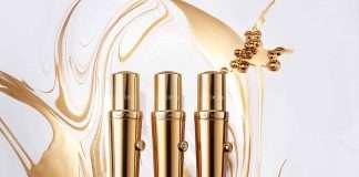Dior 極緻奢華乳霜 讓肌膚重拾緊緻,盡享年輕美麗光彩